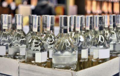 Из незаконного оборота изъято более 9 млн литров алкогольной продукции