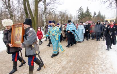 Традиционный крестный ход трезвенников пройдет 10 февраля В Петербурге