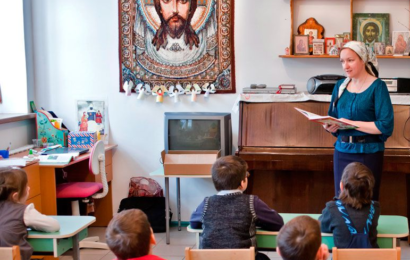 Издано пособие об уроках трезвости для детей и подростков