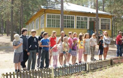 В Петербургских лагерях появятся антинаркотические смены для подростков