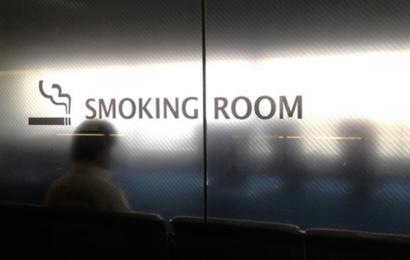 Правительство против курилок в аэропортах