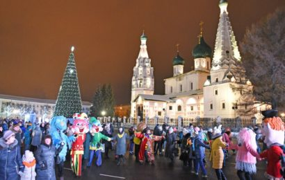 Власти Ярославля организуют трезвый Новый год