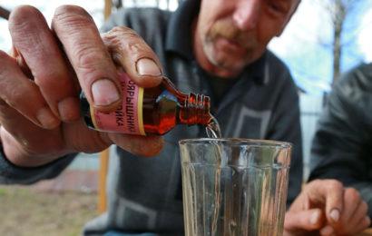 «Почем спирт для народа?» или «Боярышник» дороже водки