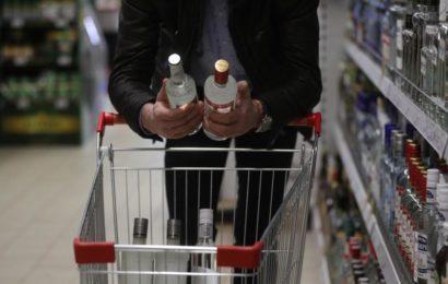 «Разрушенную печень» на водочных бутылках мы так и не увидим