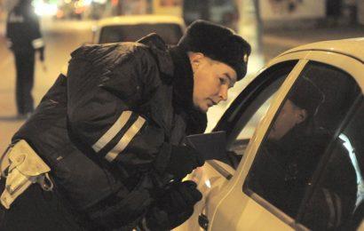 Каждая восьмая авария в России происходит по вине пьяных водителей