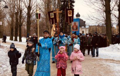 ВСанкт-Петербурге 2 марта прошел крестный ход трезвенников