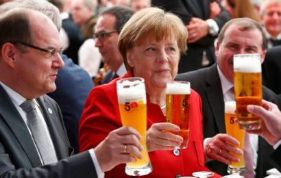У Германии проблема с алкоголем