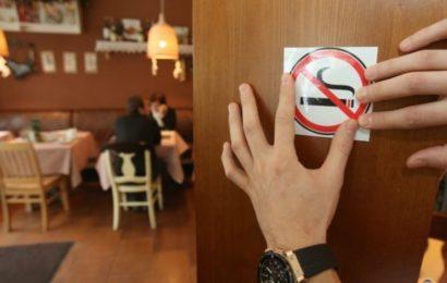 На российских балконах, в голландских ресторанах и турецких автомобилях больше не курят