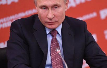 Владимир Путин: «Водка не имеет никакого отношения к российской культуре»