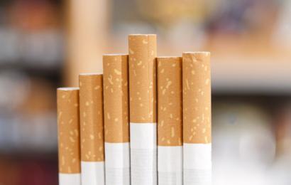 В России сократилось число курильщиков
