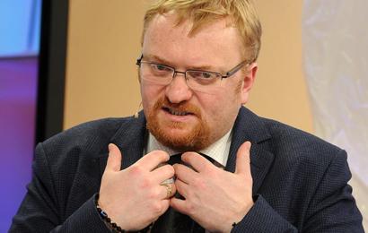 Виталий Милонов предложил Минздраву ввести «сухой закон»