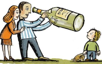 Пьянство как наследство