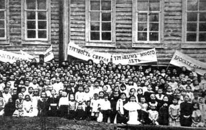 Сухой закон 1914г — величайший акт национального героизма русского народа