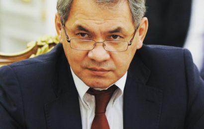 «Не употребляю сам вообще»: Шойгу рассказал о «сухом законе» в Минобороны России